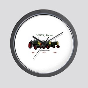 Oliver Trio 66,77,88 Wall Clock