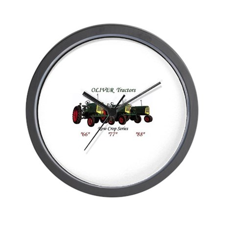 Oliver Trio 66,77,88 Wall Clock