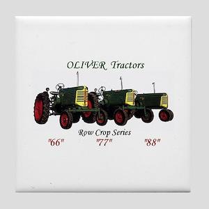 Oliver Trio 66,77,88 Tile Coaster