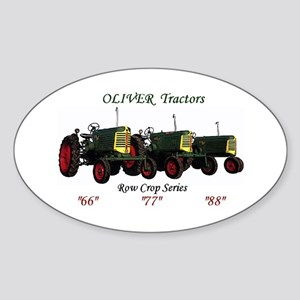 Oliver Trio 66,77,88 Oval Sticker