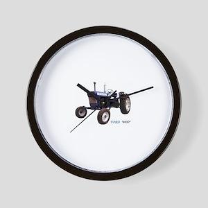 Ford 4000 Wall Clock