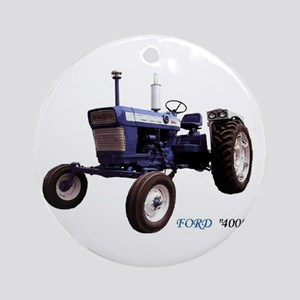 Ford 4000 Ornament (Round)