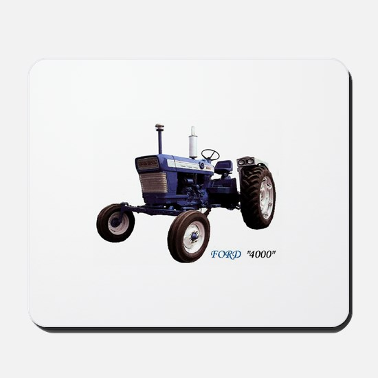 Ford 4000 Mousepad