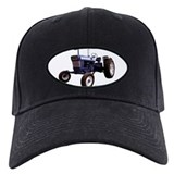 Ford farm tractor Baseball Cap with Patch