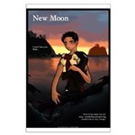 New Moon Jacob and Bella Large Poster