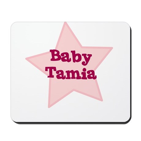 Baby Tamia Mousepad