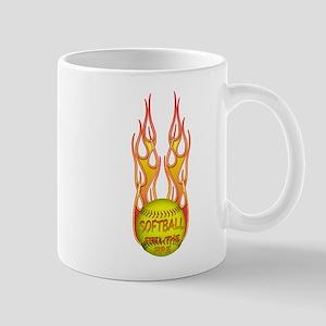 Feel the fire Mug