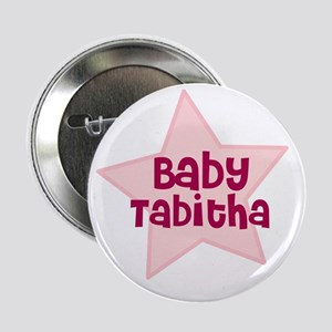 "Baby Tabitha 2.25"" Button (10 pack)"