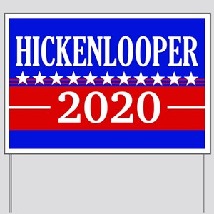 Hickenlooper 2020 Yard Sign