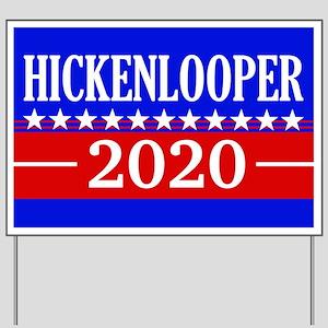 Hickenlooper 2020 Yard Sign