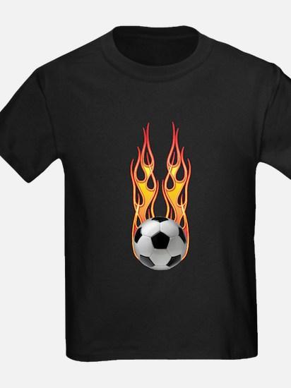 Soccer fire T