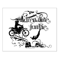Adrenaline Junkie Posters