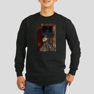 Baron Samedi Long Sleeve Dark T-Shirt