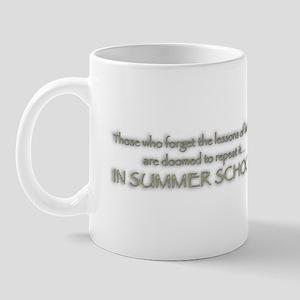 Summer School Mug
