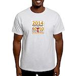 60 Scarves in 60 Days Challen Light T-Shirt