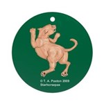 Mountain Lion Ornament (Round)