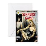 "Greeting (10)-""Sinners' Game"""