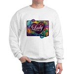 Color Heart Cube Sweatshirt