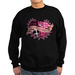 Plaid Skull Sweatshirt (dark)