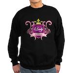 Lady Austere's Emblem Sweatshirt (dark)
