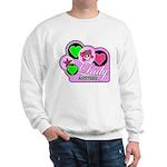 Skulls & Bubble Gum Sweatshirt