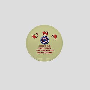 Healthcare #37 Mini Button