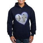 Emperor Penguin Hoodie (dark)
