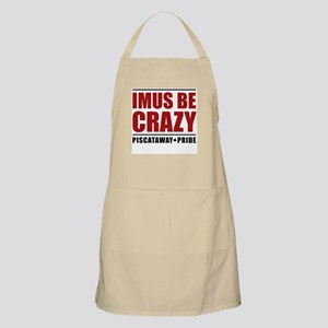 IMUS BE CRAZY BBQ Apron