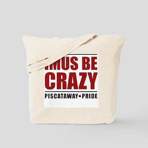 IMUS BE CRAZY Tote Bag