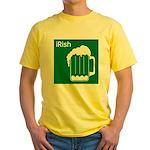 iRish Yellow T-Shirt