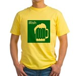 iRish Yellow T-Shirt
