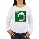 iRish Women's Long Sleeve T-Shirt