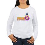 logo and name Long Sleeve T-Shirt