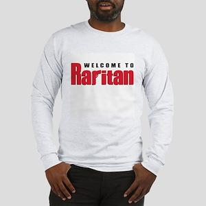 Welcome to Raritan Long Sleeve T-Shirt