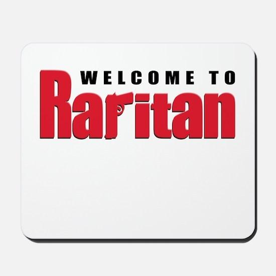 Welcome to Raritan Mousepad