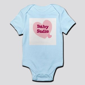 Baby Sadie Infant Creeper