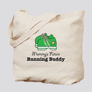 Mommy's Future Running Buddy Tote Bag