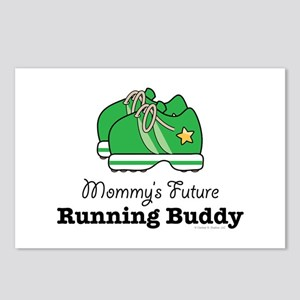 Mommy's Future Running Buddy Postcards (Package of