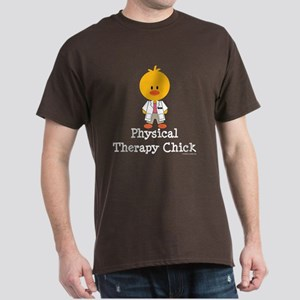 Physical Therapy Chick Dark T-Shirt