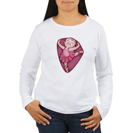 Belly Dancer Women's Long Sleeve T-Shirt