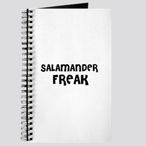 SALAMANDER FREAK Journal