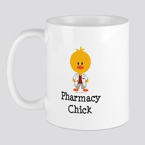 Pharmacy Chick Mug