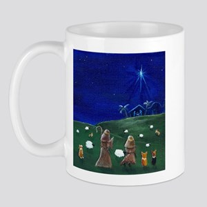 O Holy Night Mug