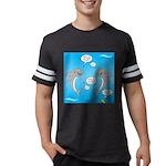 Shark Activities Mens Football Shirt