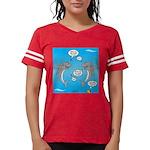 Shark Activities Womens Football Shirt