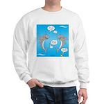 Shark Activities Sweatshirt