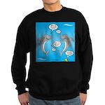 Shark Activities Sweatshirt (dark)