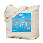 Shark Activities Tote Bag