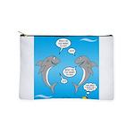 Shark Activities Makeup Bag