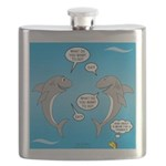 Shark Activities Flask